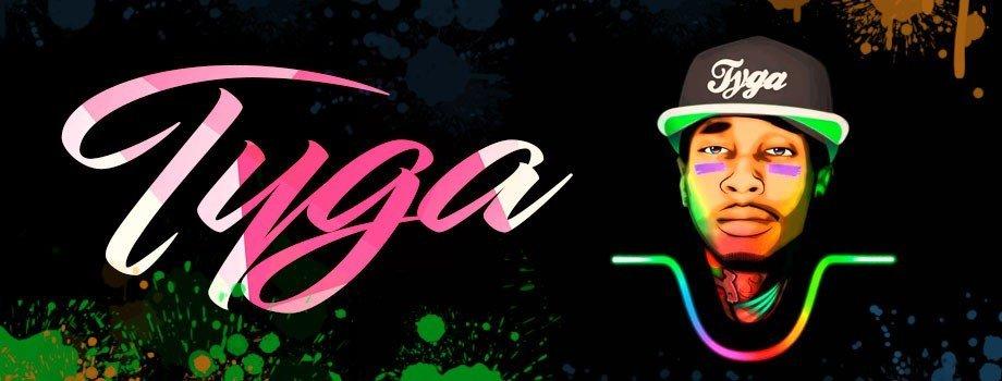Boutique TYGA , Achat en ligne sur magic-custom.com, livraison 48H