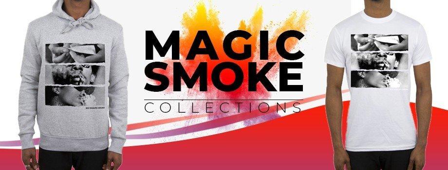 Collection Smoke - magic custom