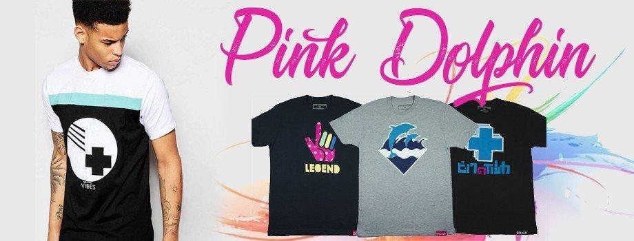 Boutique Pink Dolphins - magic-custom.com