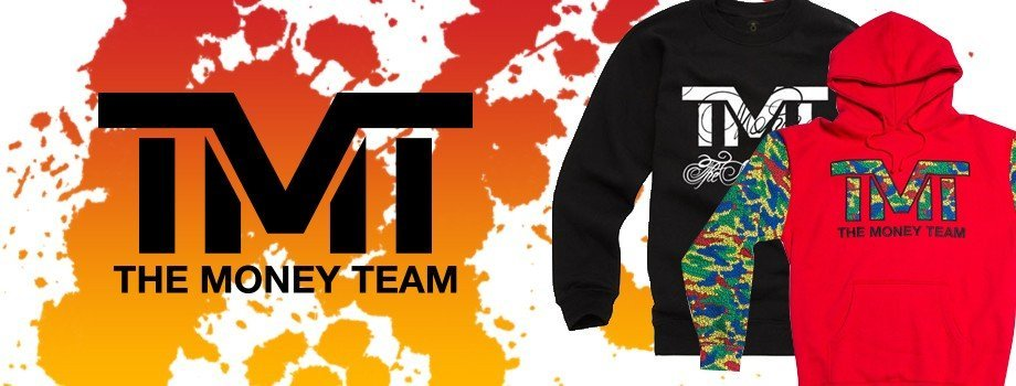 Collection The Money Team disponible sur magic-custom.com