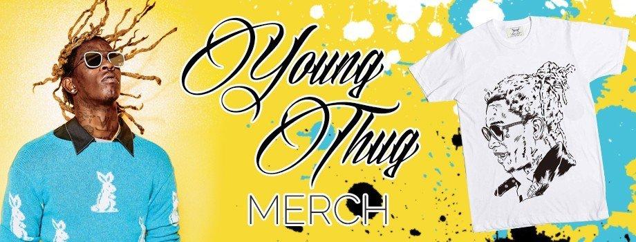 Collection Young thug Merch sur Magic-Custom.com