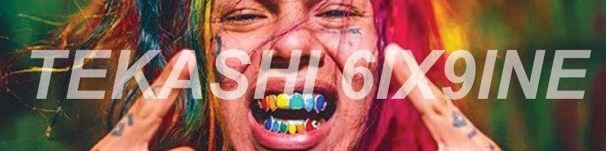 6IX9INE TEKASHI SHOP | MAGIC-CUSTOM