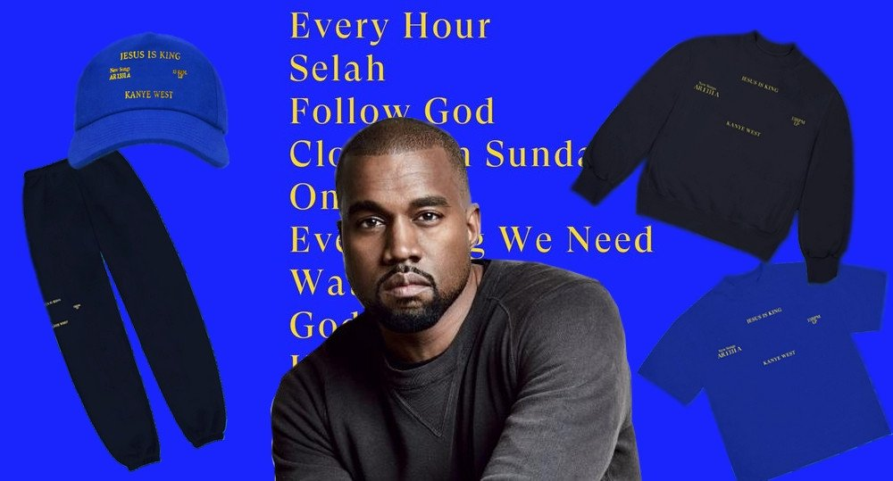 OFFICIAL SHOP JESUS IS KING MERCH BY KANYE WEST | MAGIC CUSTOM